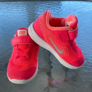Nike Revolution 3 - Baby Girls Size 5c
